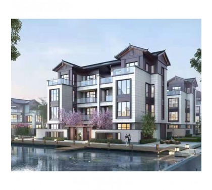 Phoenix water city Apartment & Residence Project