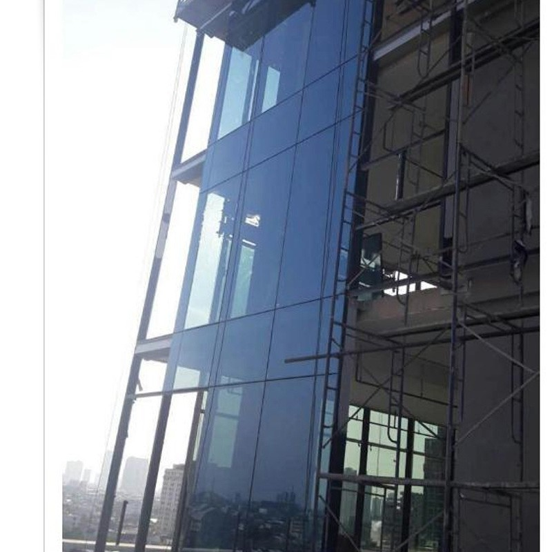 glass curtain wall system 1